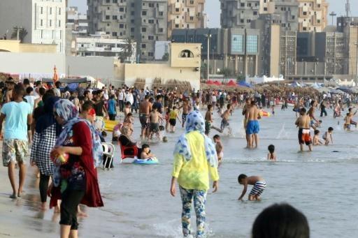 Ракета вибухнула напляжі у Лівії, загинули п'ятеро людей