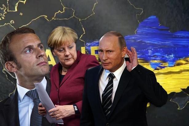 Найближчим часом Зеленський не планує зустрічатися з Макроном, - Офіс Президента - Цензор.НЕТ 2706