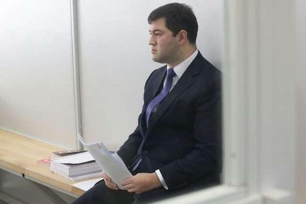 Суд утаємничив розгляд зміни запобіжного заходу для Насірова