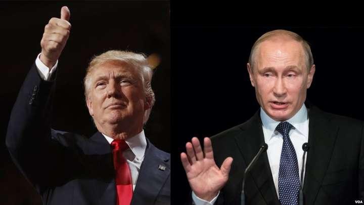 Тіллерсон: Трамп і Путін обговорили втручання Росії увибори США