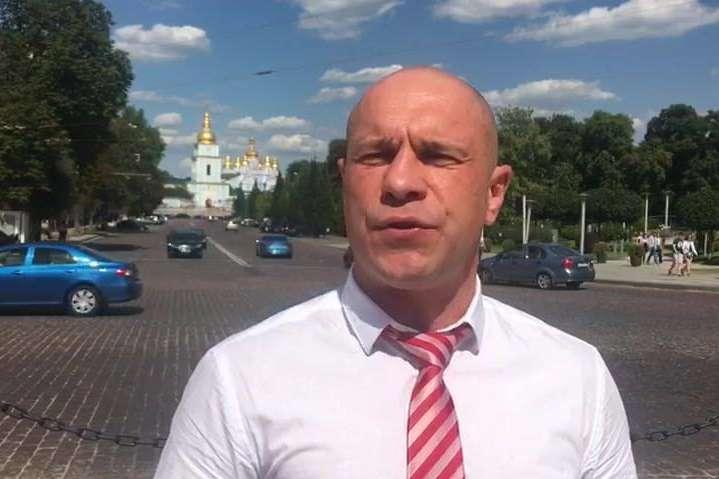 Кива повідомив про рішення очолити Соцпартію України