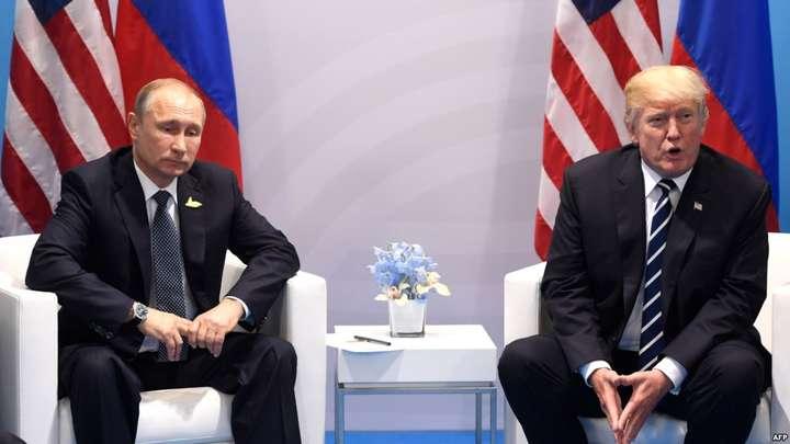 Трамп неповірив Путіну про невтручанняРФ увибори— Білий дім