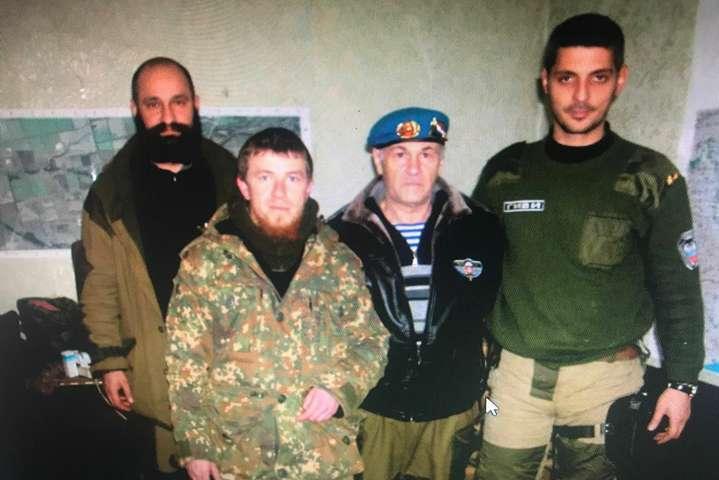 Затриманий полковник Московії володіє цінною інформацію про захоплення Криму