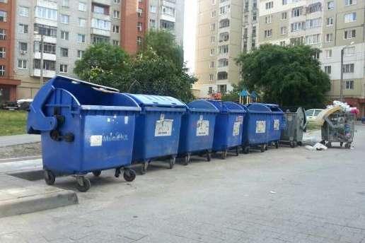 УЛьвові прибрали вже понад 550 перенакопичених сміттєвих майданчиків