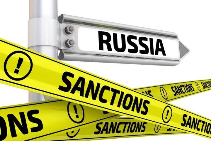 Україна хоче розширити санкції протиРФ
