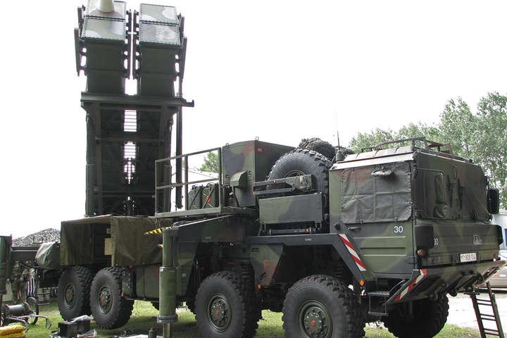 США вперше розмістили ЗРК Patriot уЛитві