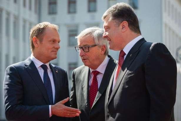 УКиєві сьогодні стартує саміт Україна— ЄС