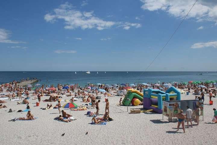 ВОдесі напляжі стріляли вдворічну дитину,— поліція