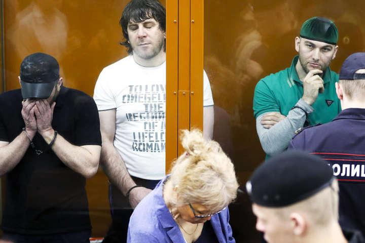 Прокурор запросила довічний термін для обвинуваченого увбивстві Нємцова
