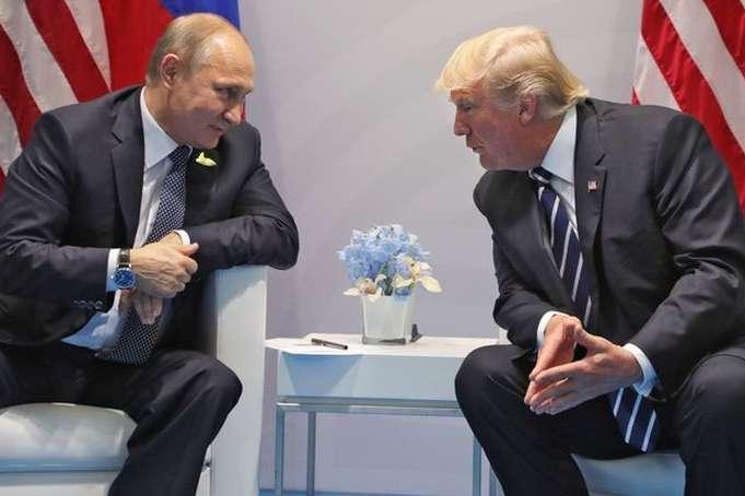 «Мидуже, дуже добре порозумілися»: Трамп про зустріч зПутіним