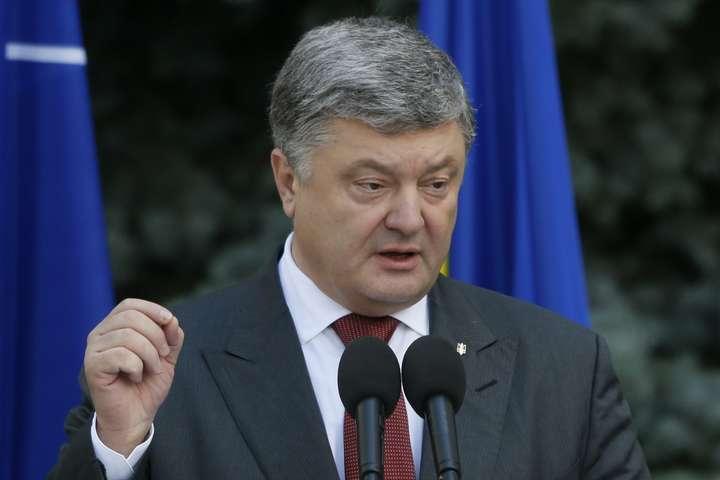 Порошенко: Понад 20 керівників «Укроборонпрому» відсторонені від виконання обов'язків
