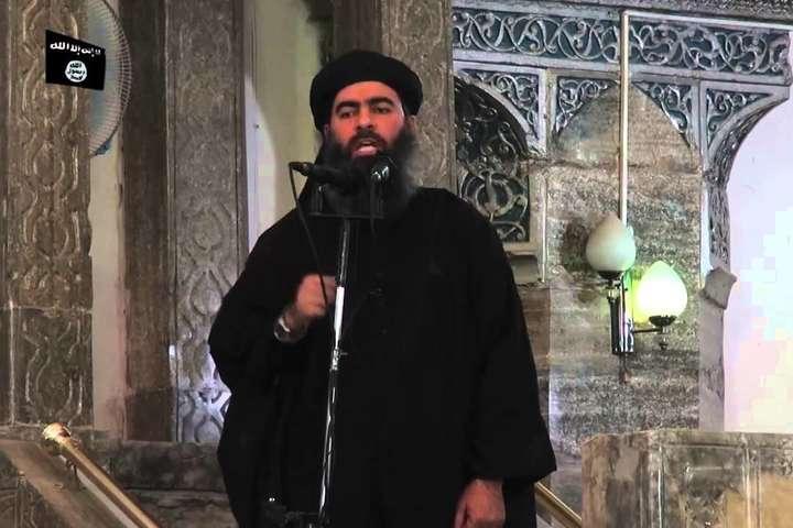 Пентагон не підтвердив загибель лідера «Ісламської держави»