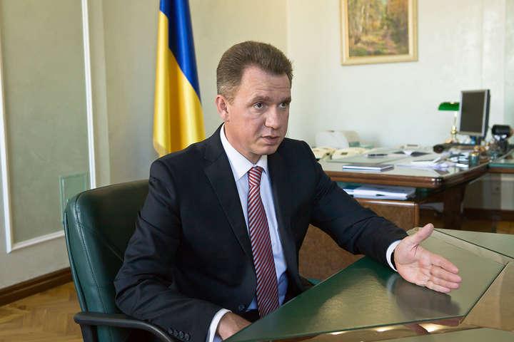 Голова Центральної виборчої комісії Михайло Охендовський