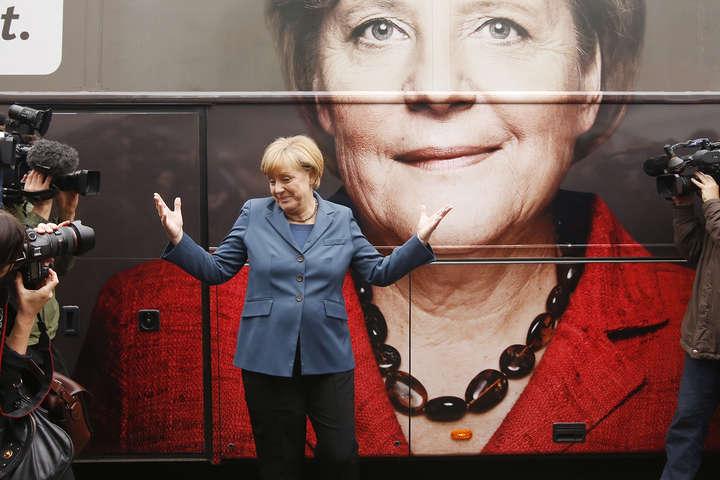 Меркель пообіцяла керувати урядом Німеччини до2021 року