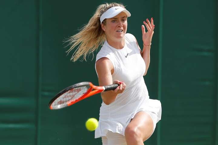 Українка Світоліна опустилася наодне місце урейтингу WTA