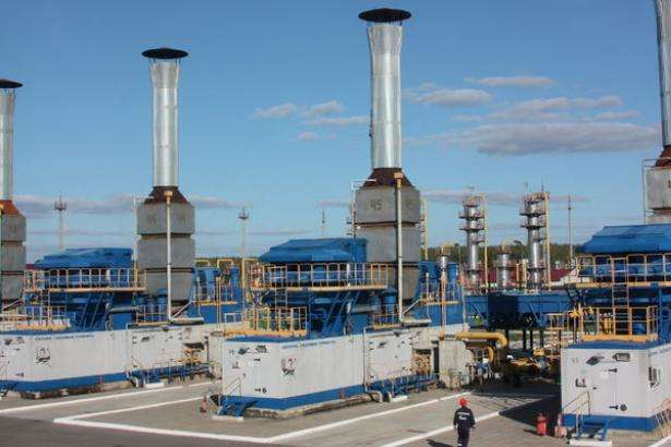 ЄС допоможе Україні ефективно використовувати підземні сховища газу