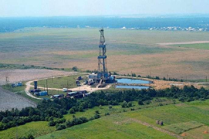 Видобуток газу в Україні сягнув п'ятирічного максимуму