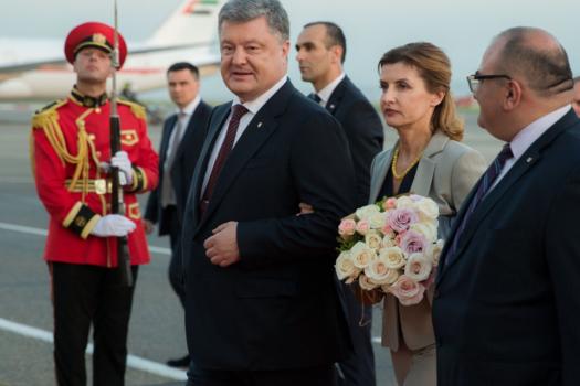 Україна підписала декларацію про співробітництво зГрузією