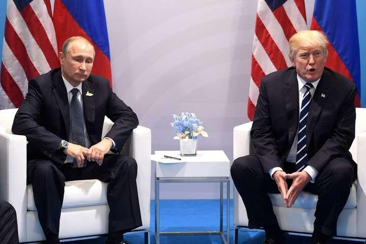 Трамп розкрив подробиці другої зустрічі зПутіним
