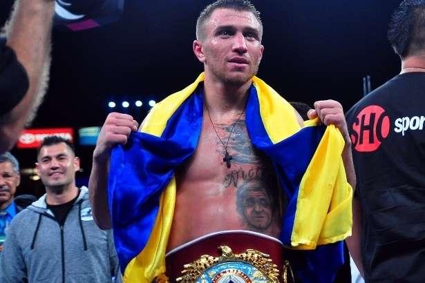 Ломаченко готовий віддати півмільйона доларів тому, хто його переможе