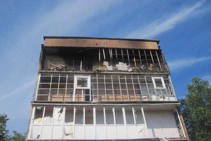 Бойовики всю ніч обстрілювали Мар'їнку таКрасногорівку, пошкоджені житлові будинки— поліція