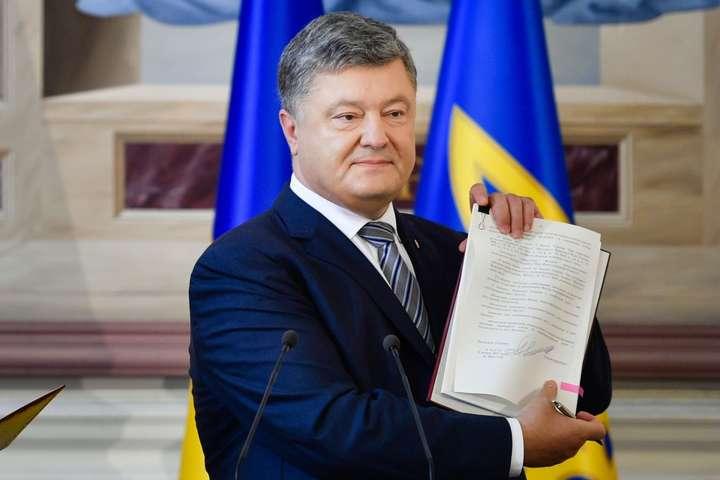 Порошенко: Німеччина виділить Україні 100 млн євро наенергоефективність