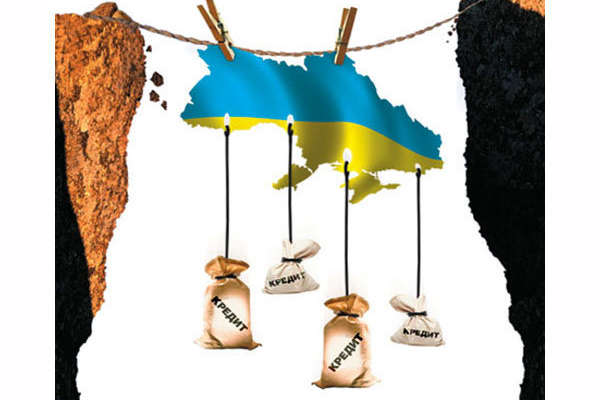 Україна щорічно витрачає понад 100 млрд грн на обслуговування боргів