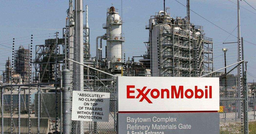 Мінфін США оштрафував ExxonMobil заугоду зкомпанією «Роснефть»