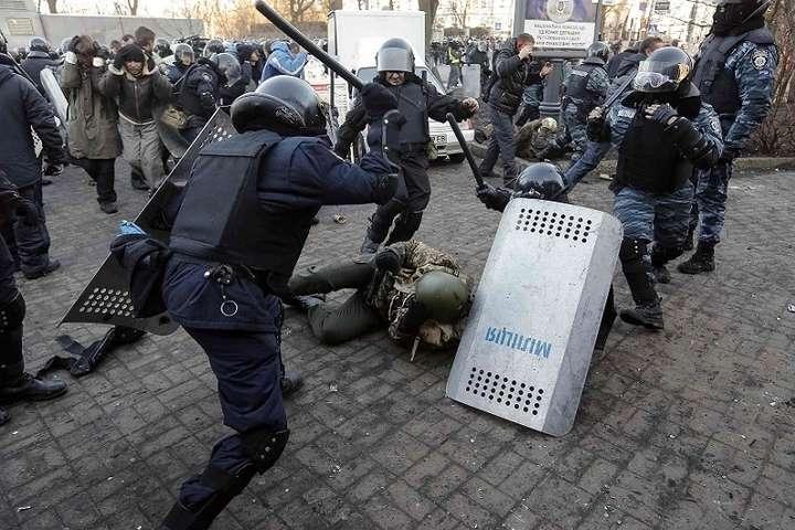 Взят под арест очередной экс-«беркутовец», избивавший активистов Евромайдана