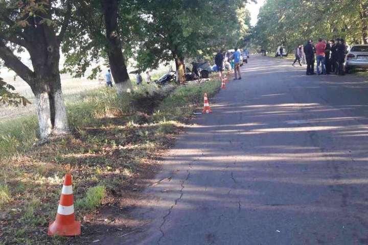 Стали відомі подробиці смертельної ДТП під Києвом, вякій загинуло 5 осіб