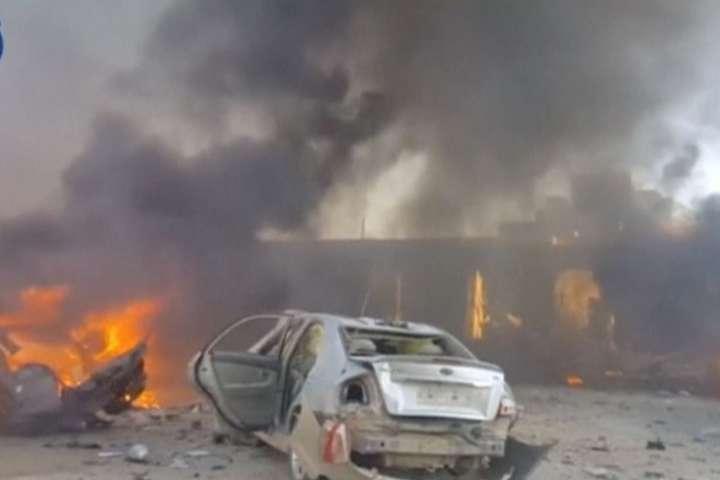Усирійському Ідлібі близько 50 людей загинули внаслідок вибуху авто