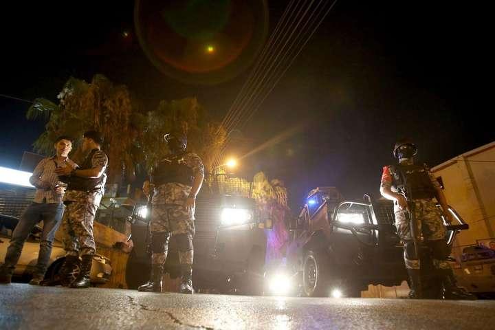 Напосольство Ізраїлю вЙорданії скоєно напад