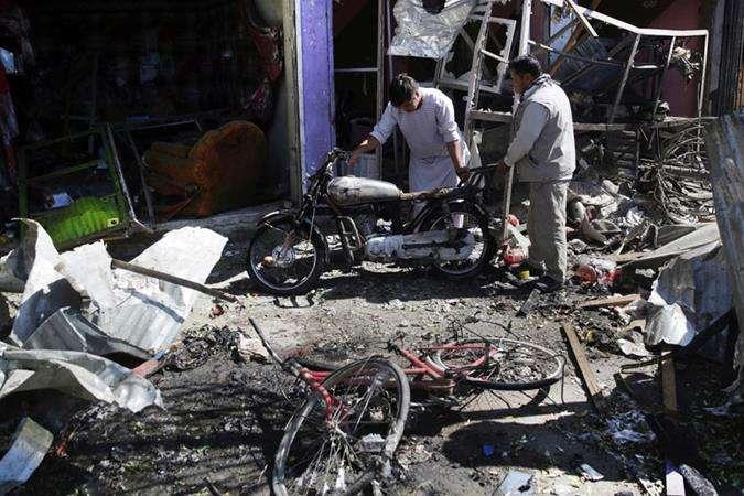 УКабулі внаслідок вибуху загинули 24 людини, понад 40 поранено