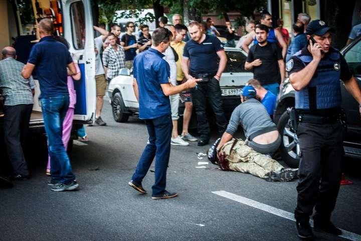 Врезультаті перестрілки уДніпрі загинуло двоє людей— поліція