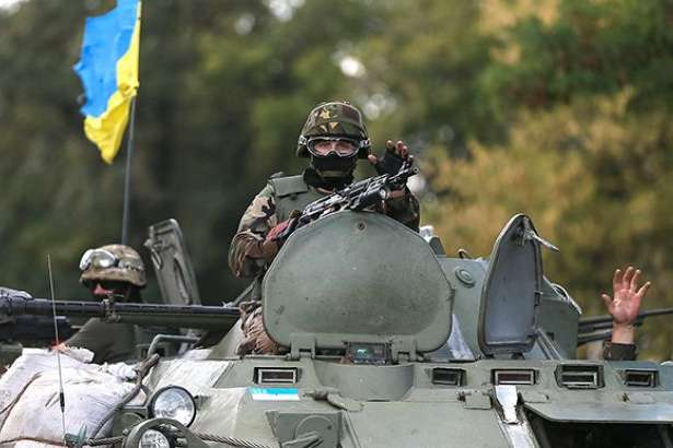 УПопаснянському районі підірвався український військовий— АТО