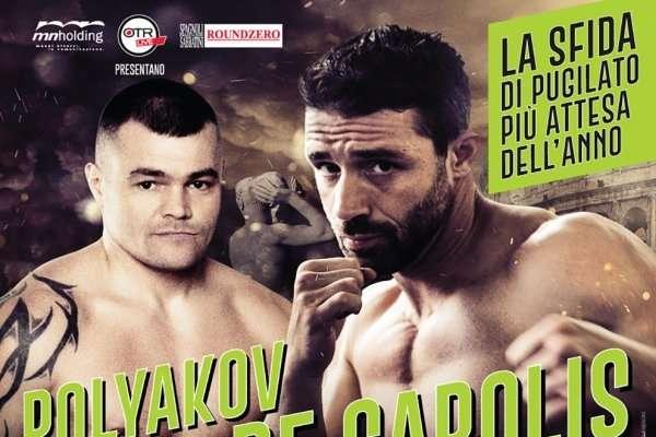 Український боксер Поляков завоював титул інтернаціонального чемпіона WBA