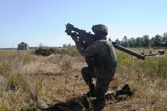 НаДонбасі загинув один військовий— штаб АТО