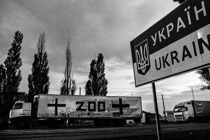 Місія ОБСЄ зафіксувала рух похоронних фургонів з Донбасу в Росію