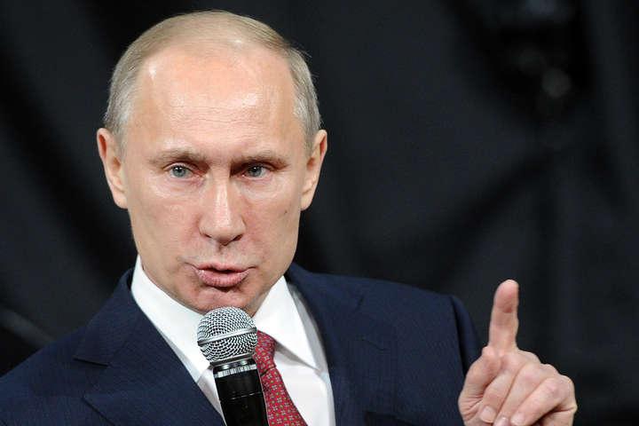 Путін різко відповів навведення нових санкцій США