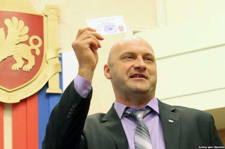 ЗМІ: доМолдови непустили депутата ДерждумиРФ