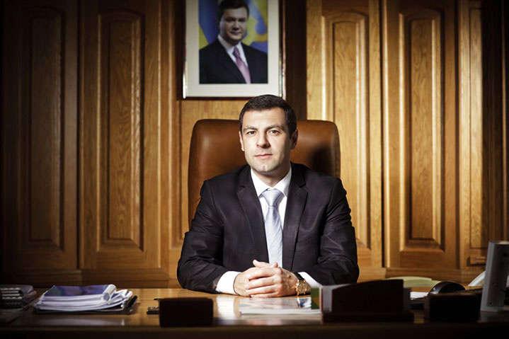 Екс-заступнику главиАП часів Януковича вручили підозру