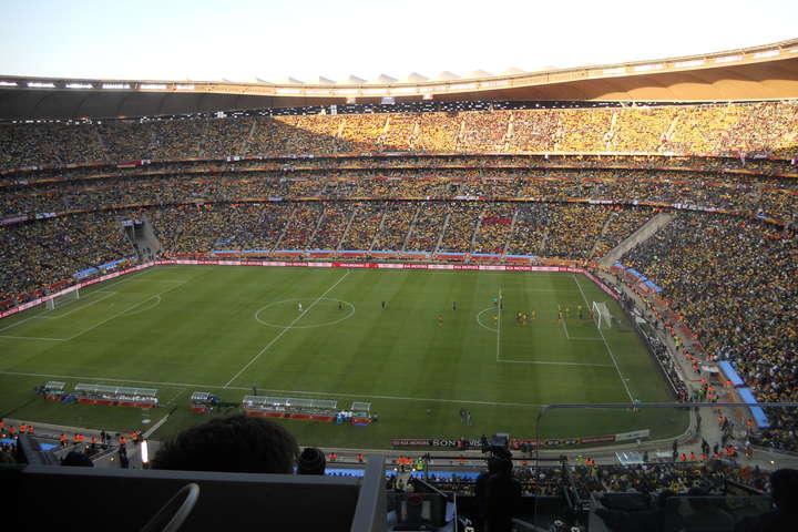 УПАР виникла тиснява настадіоні під час футбольного матчу, є загиблі
