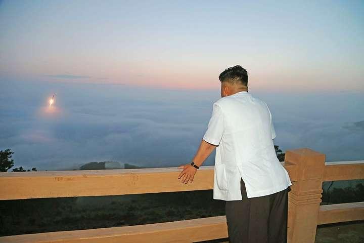 Де взяв ракету Кім Чен Ин?