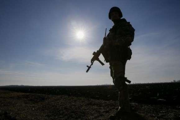 ВАТО застрелився 19-річний боєць Нацгвардії