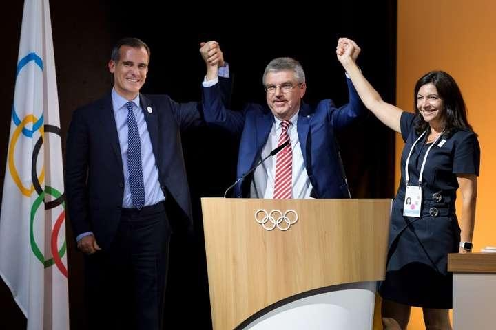 Лос-Анджелес отримає 1,8 млрд доларів для проведення Олімпіади