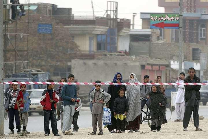 В Афганістані внаслідок вибуху вмечеті загинуло щонайменше 30 осіб