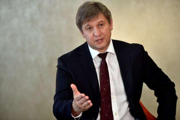 ГПУ взялась замахінації міністра фінансів Данилюка: деталі розслідування