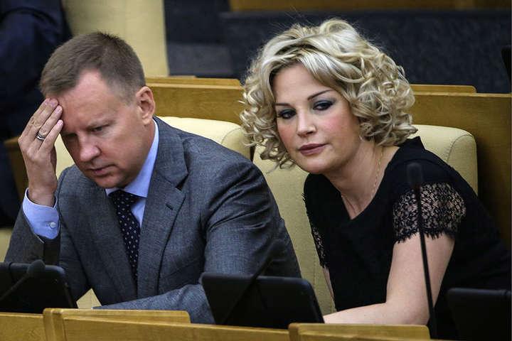 Московський суд заарештував майно покійного Вороненкова