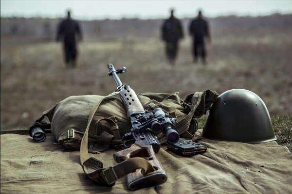 Військових обстрілювали зартилерії — Доба вАТО