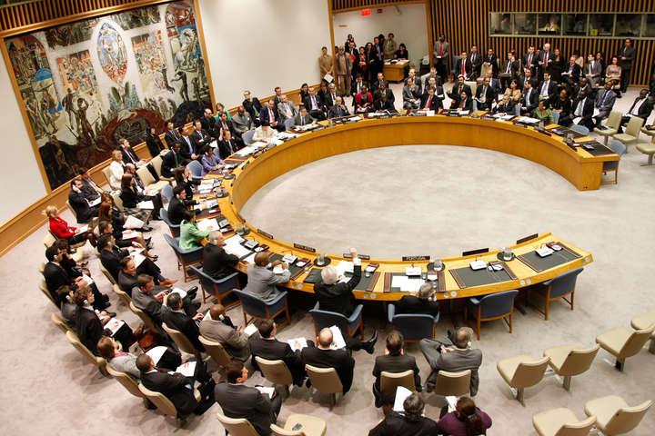 Радбез ООН ухвалив резолюцію щодо запобігання потраплянню зброї дорук терористів